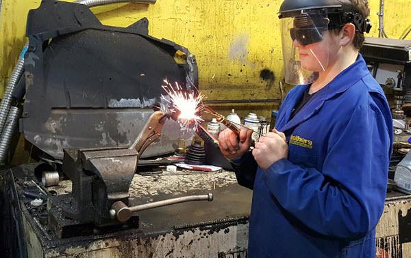 tanner welding